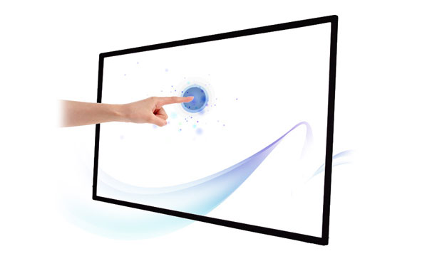 Dokunmatik Sensor & Dokunmatik Panel Görsel