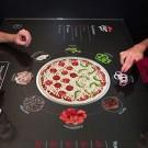 Pizza Hut İnteraktif Dokunmatik Masa Görsel
